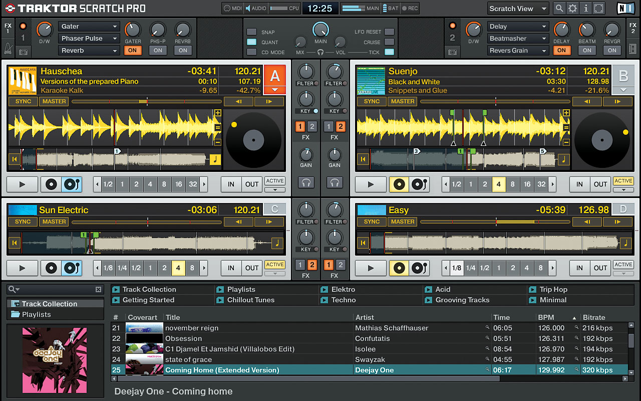 traktor 2 scratch pro download