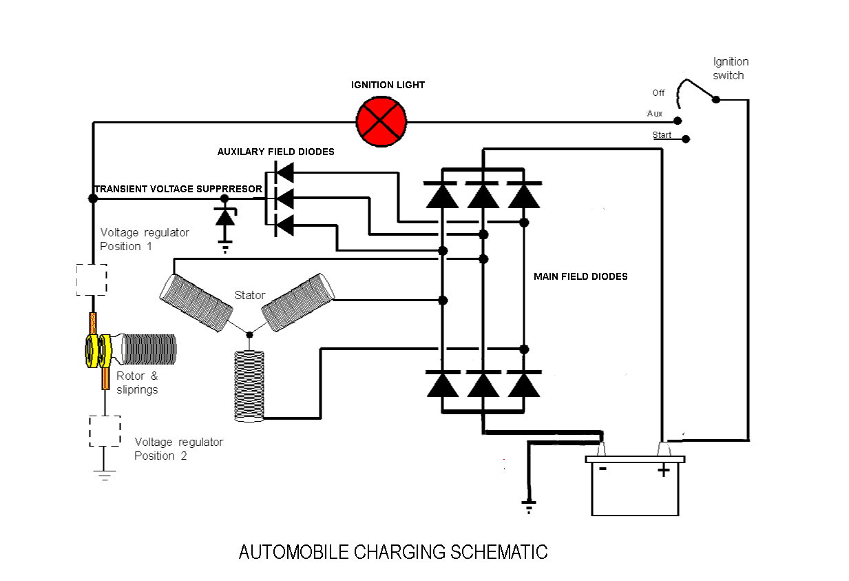 golf cart diagram with Alternator Exciter Wire Light on 636 furthermore 350 together with 35w Tube Power  lifier Circuit With El34 further Schaltplan K1 Kabelbaum K2 moreover Alternator Exciter Wire Light.