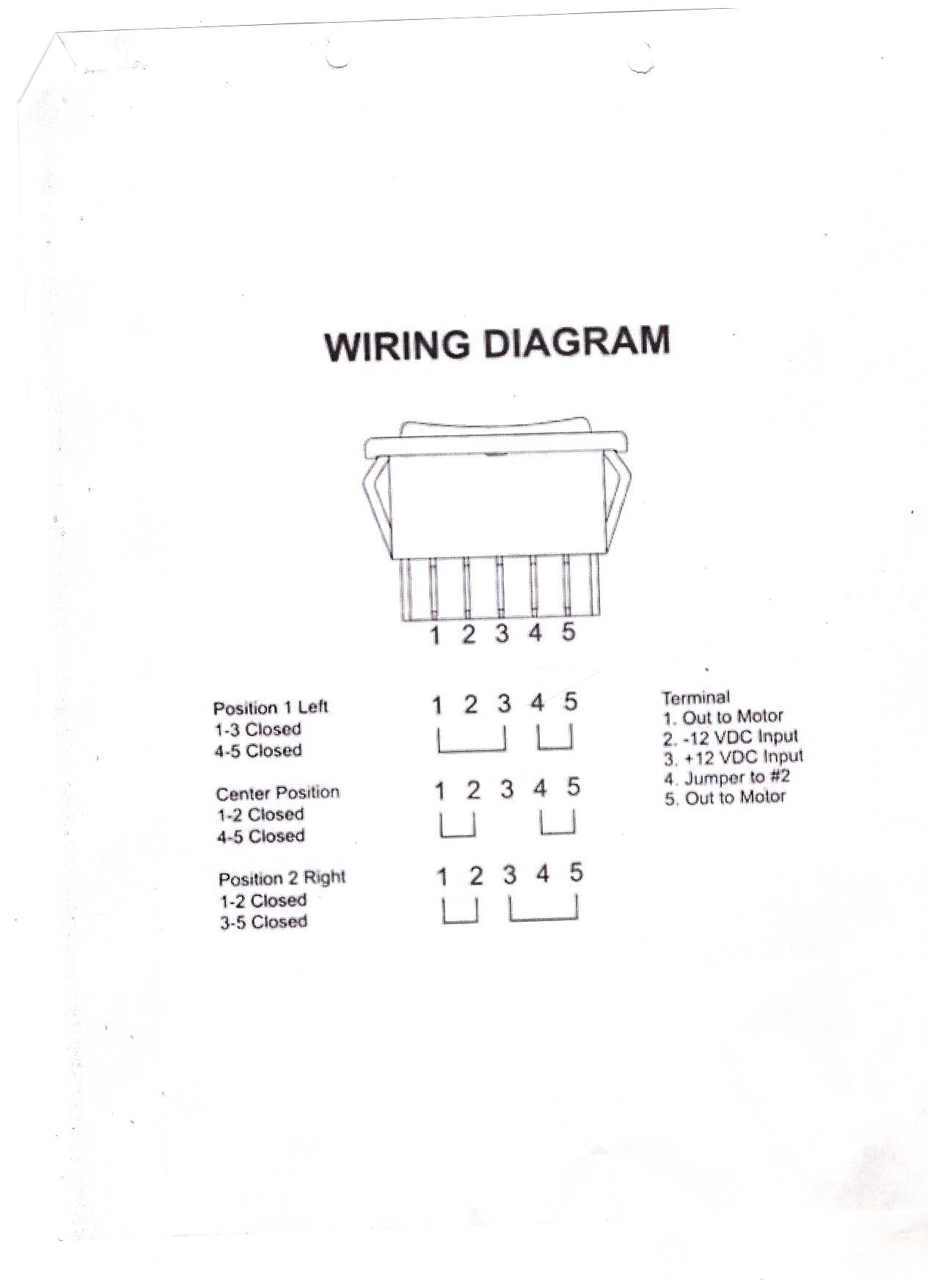 6 pin switch wiring diagram 6 discover your wiring diagram power window relay setup electronics forum circuits projects 6 pin shovelhead ignition switch wire diagram wiring
