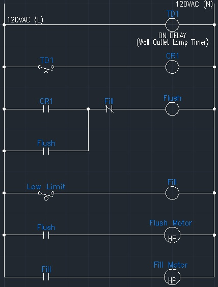 Relays ladder logic for noobs electronics forum circuits 8g ccuart Image collections