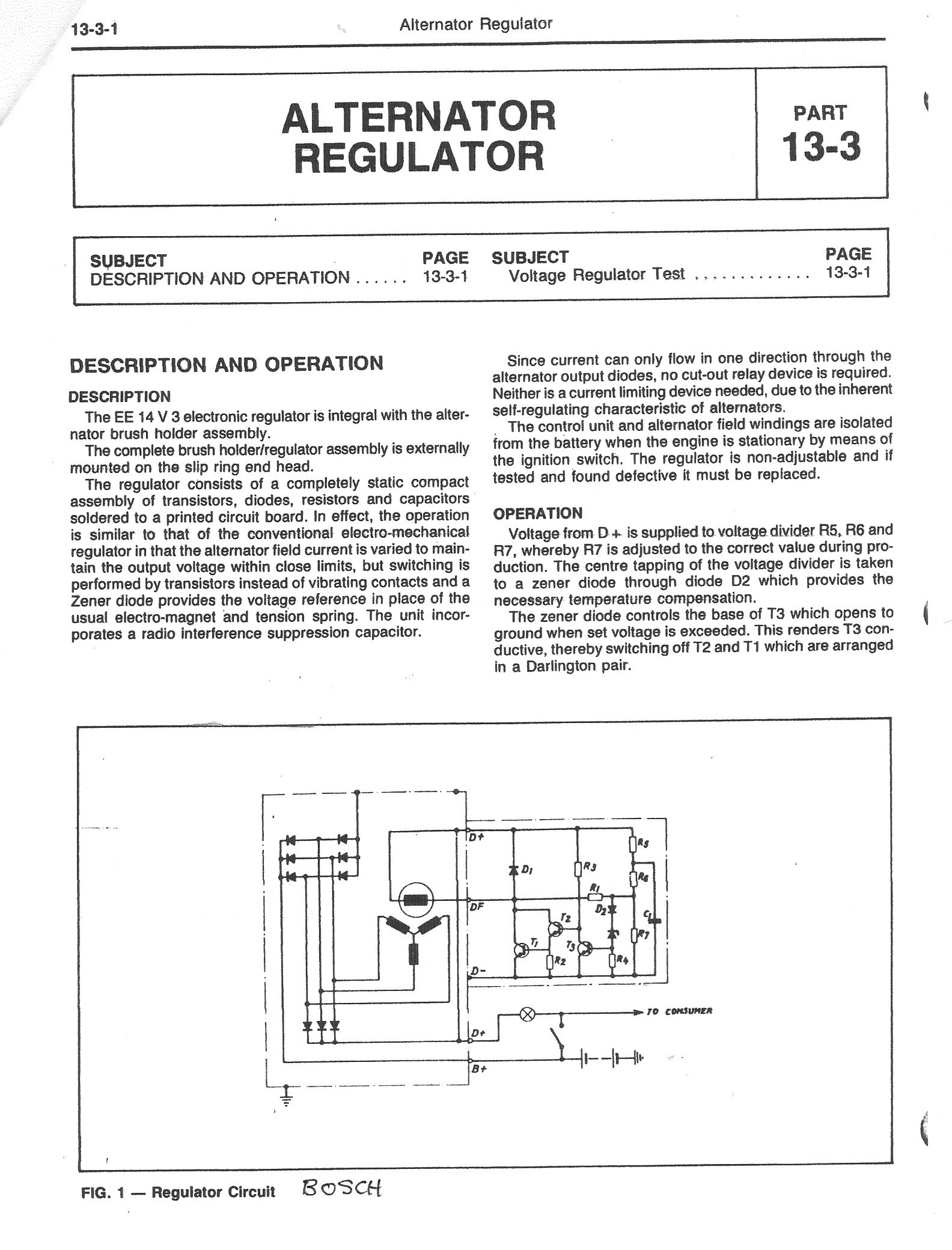 converting an externally regulated to internally regulated Alternator Regulator Wiring Diagram bosch alternator external regulator wiring diagram wiring diagram external regulator alternator wiring diagram alternator regulator wiring diagram
