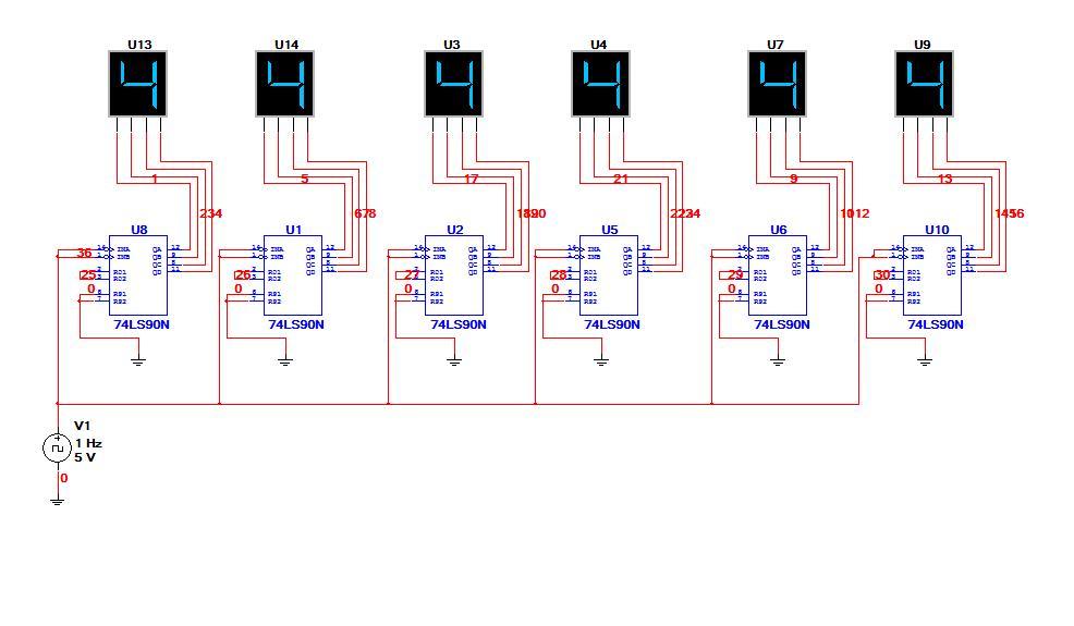 12 hour digital clock circuit electronics forum (circuits circuit diagram of 12 hour digital clock  logic diagram of a 12-hour digital clock
