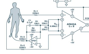 ECG device with AD620   Electronics Forum (Circuits, Projects and ...
