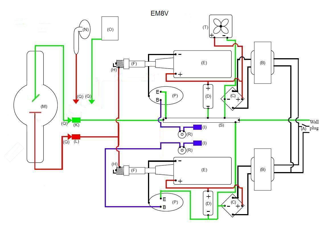 120 to 24 transformer wiring electronics forum (circuits 24v transformer wiring diagram at gsmx.co