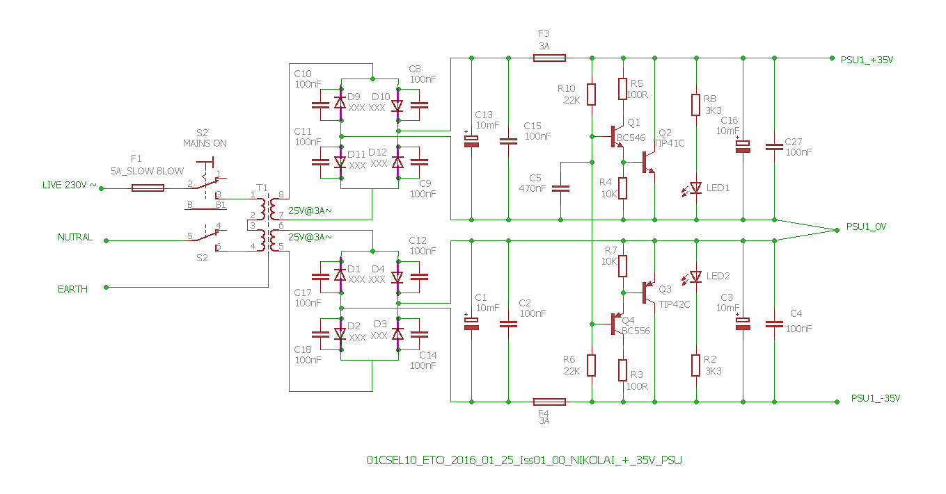 Transistor Equivalent Page 40 Electronics Forum Circuits Help With Npn Relay Circuit Eto 2016 01 25 Iss01 00 Nikolai 35v Psu