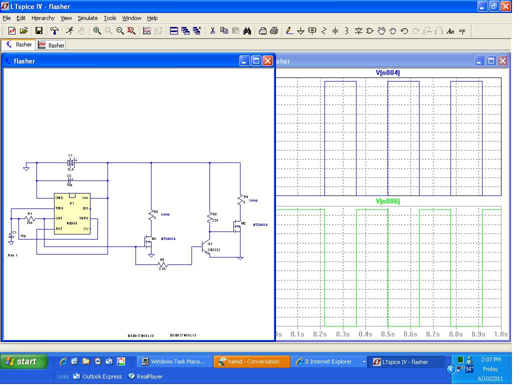 Help with Alternating 12 volt DC Headlight flasher WIGWAG – Wig Wag Wiring Diagram