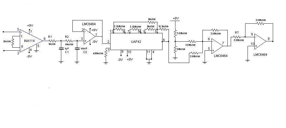 the ecg heart pulse circuit problem electronics forum hardware jpg