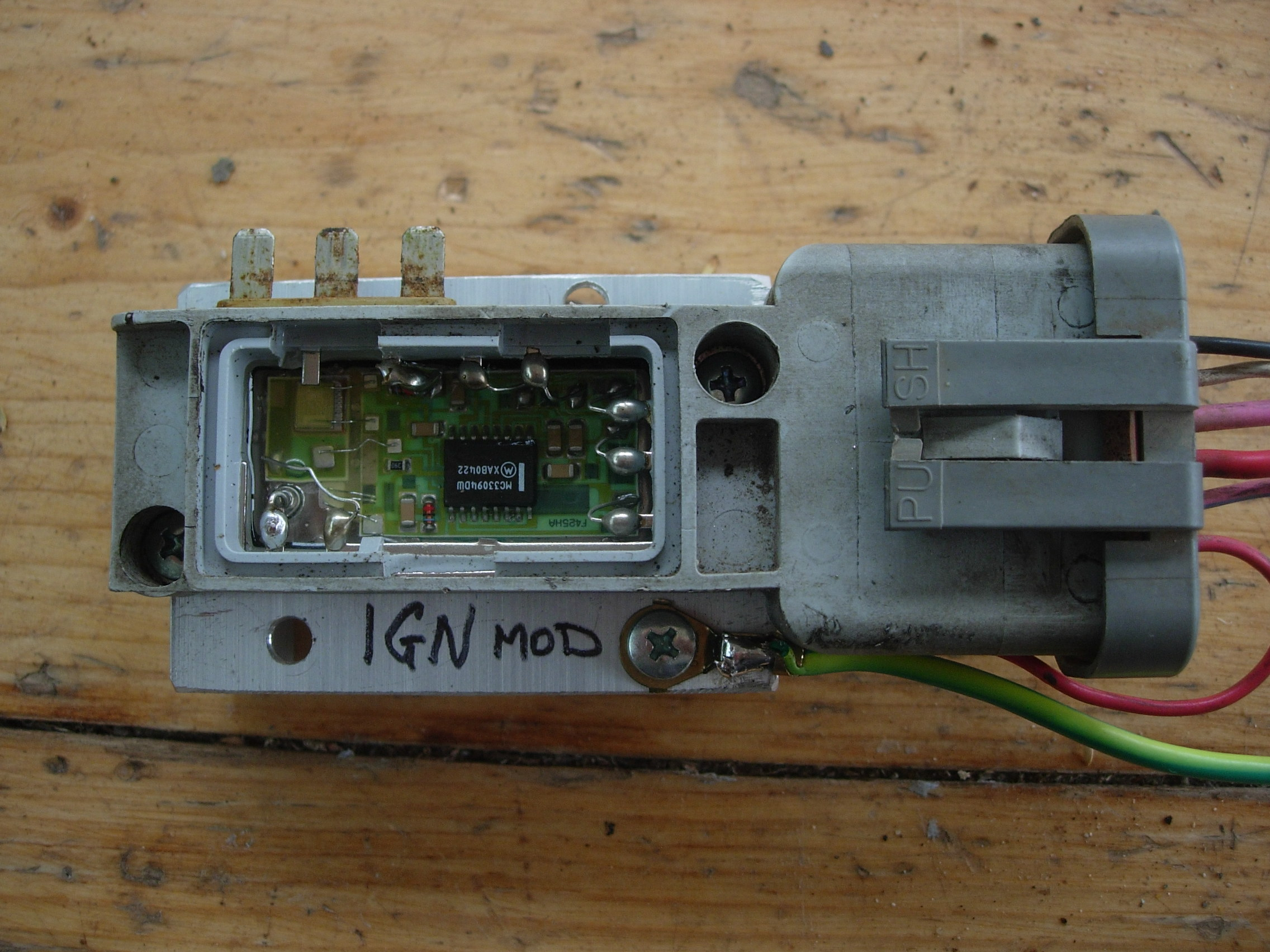 reliable ignition amplifiers a question for the old gits page jpg ford tfi mod points 3 jpg ign mod 1