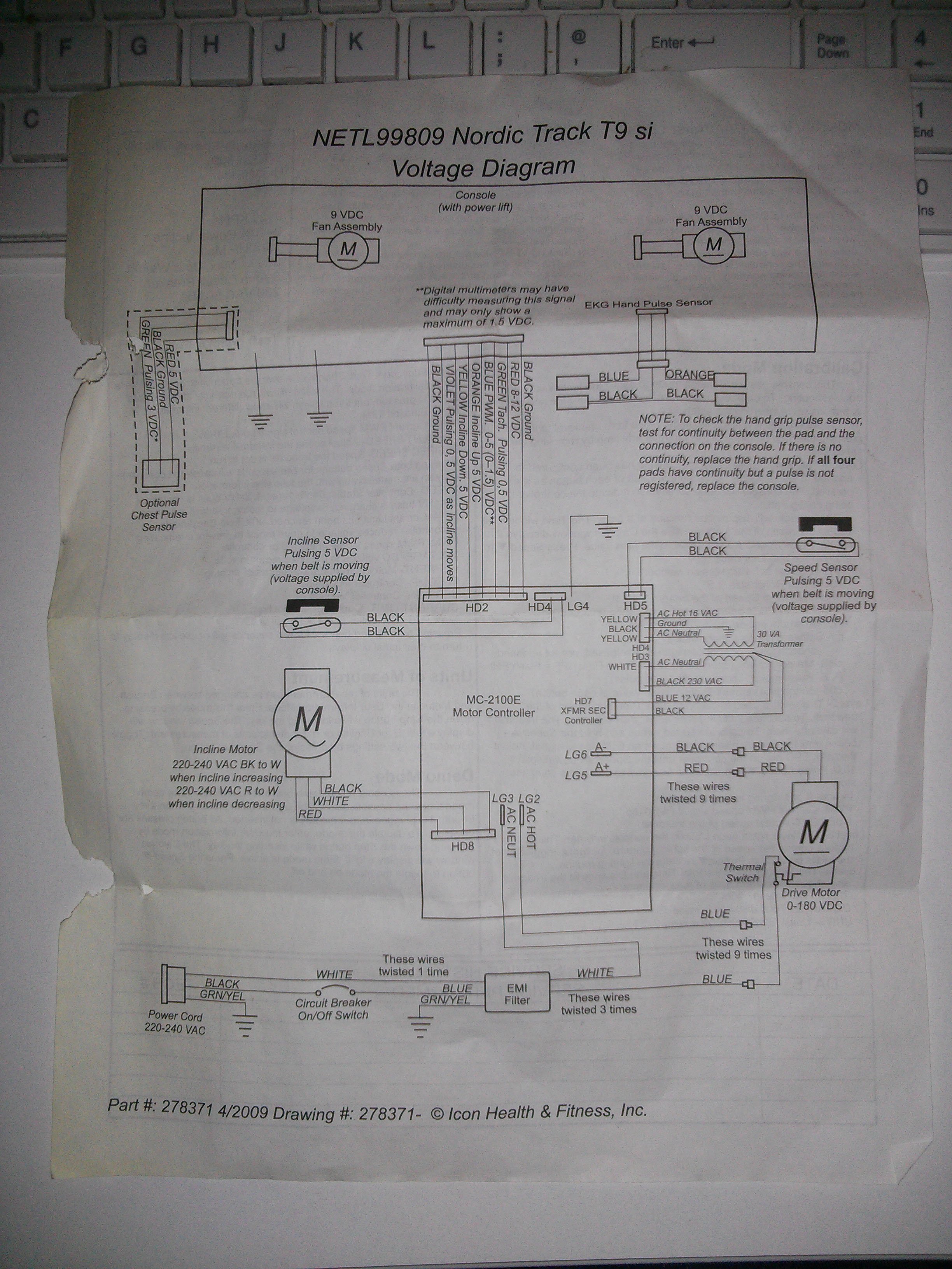 image gallery mc 2100 schematic