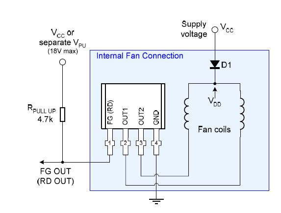 3 wire fan electronics forum (circuits, projects and computer fan wiring diagram at panicattacktreatment.co