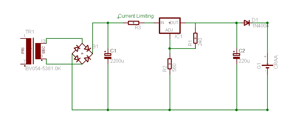 Chinese (rubbish?) Li Ion Battery Charger Schematic and Advice ...