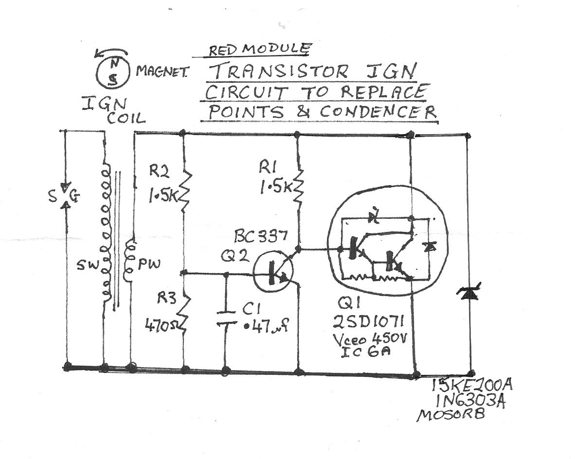 help building a atom ignition module electronics forum circuits projects and microcontrollers