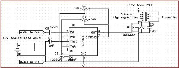 plasma speaker | E..