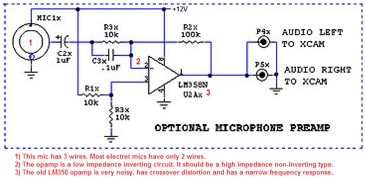 david clark headset wiring diagram david image need help for electret mic preamp electronics forum circuits on david clark headset wiring diagram
