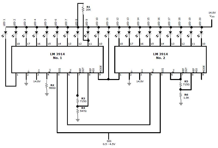 lm2917 lm3914 tachometer schematic electronics forum circuits screenshot059 jpg
