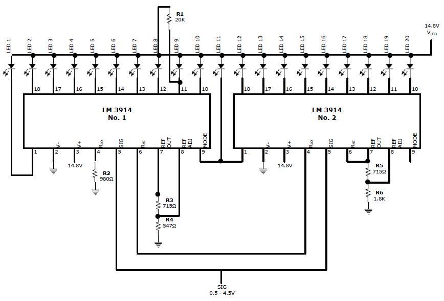 lm2917 lm3914 tachometer schematic electronics forum circuits screenshot059 jpg