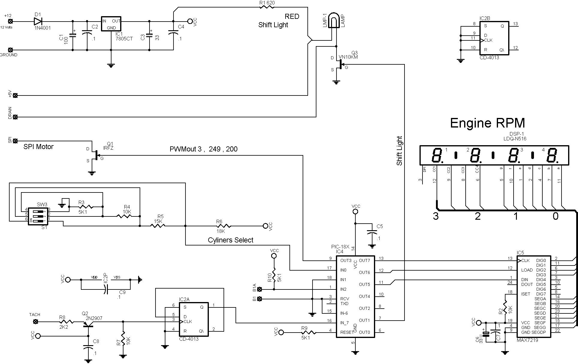 sun super tach ii wiring diagram wiring diagram and hernes wiring diagram for sun super tach two the