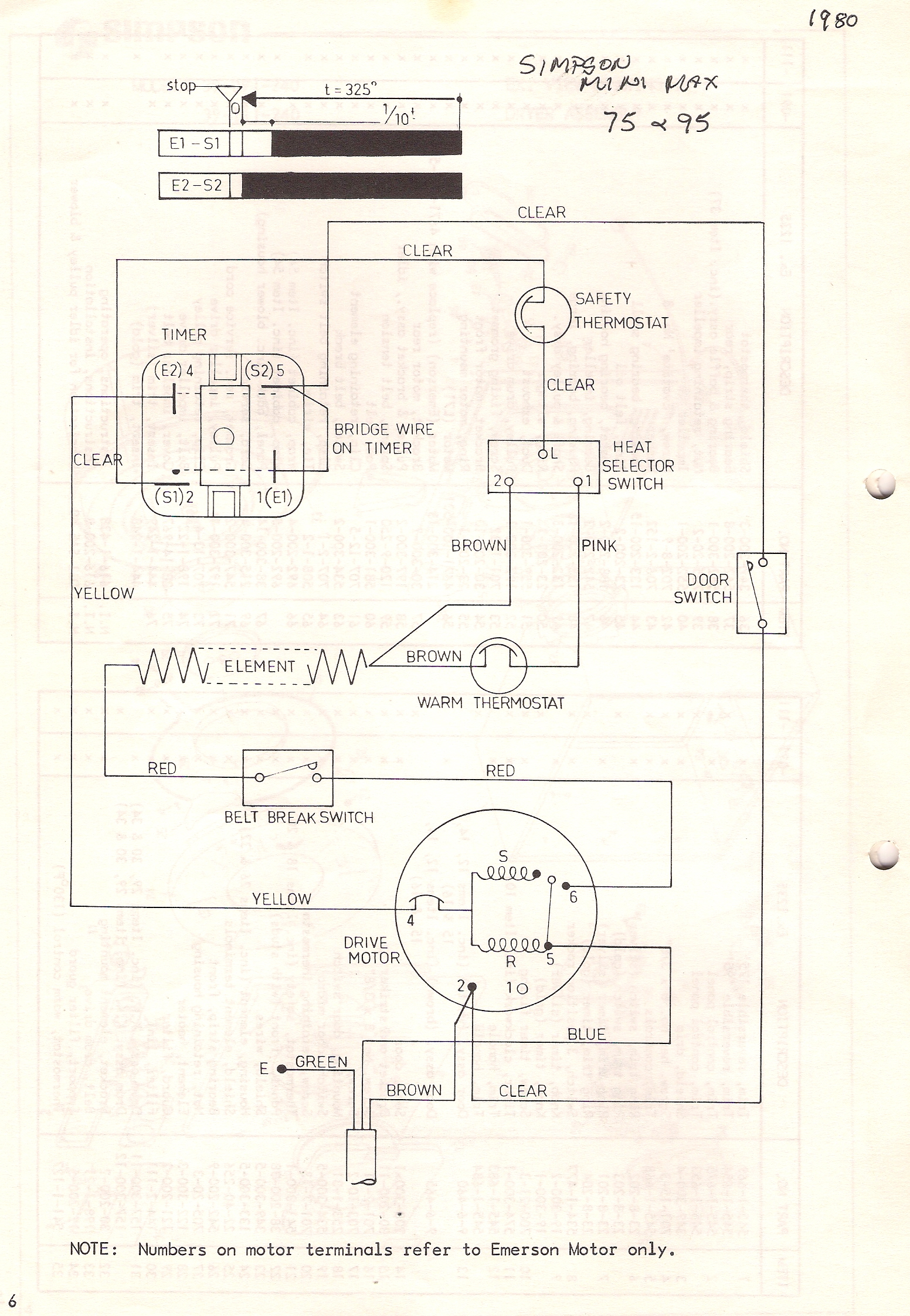 help needed wiring an dryer motor electronics forum (circuits frigidaire dryer door switch wiring diagram at honlapkeszites.co