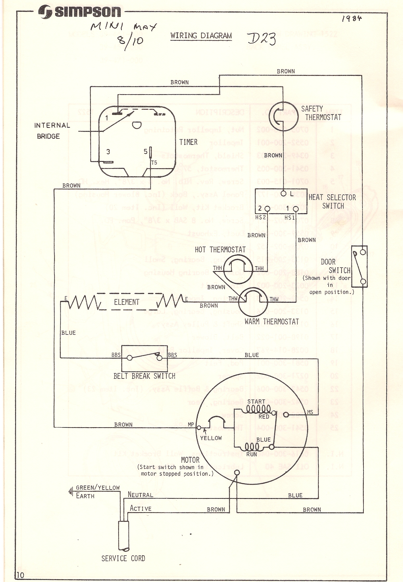 help needed wiring an dryer motor electronics forum (circuits Basic Electrical Wiring Diagrams at honlapkeszites.co