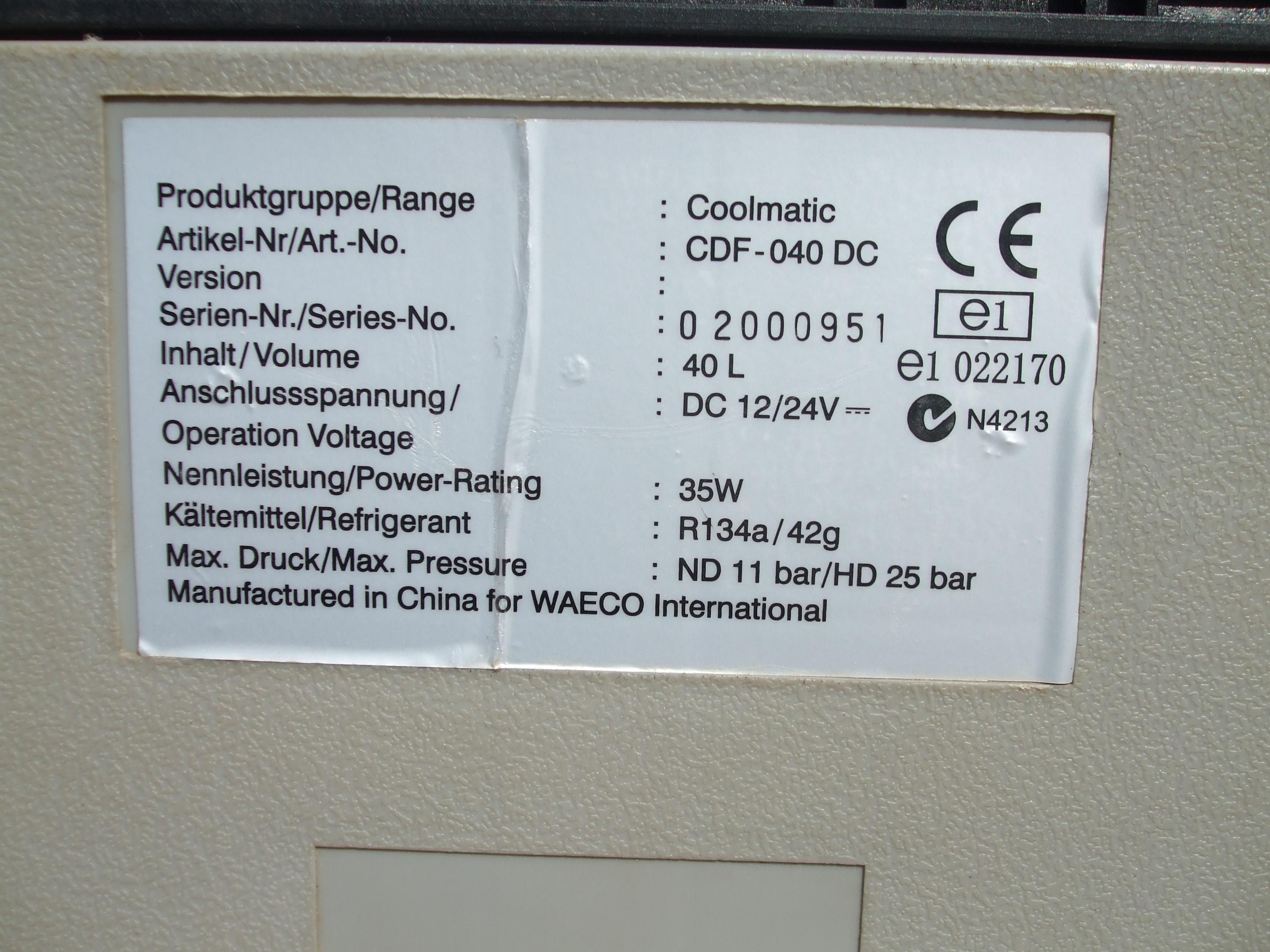 WAECO CDF-40 .6.JPG