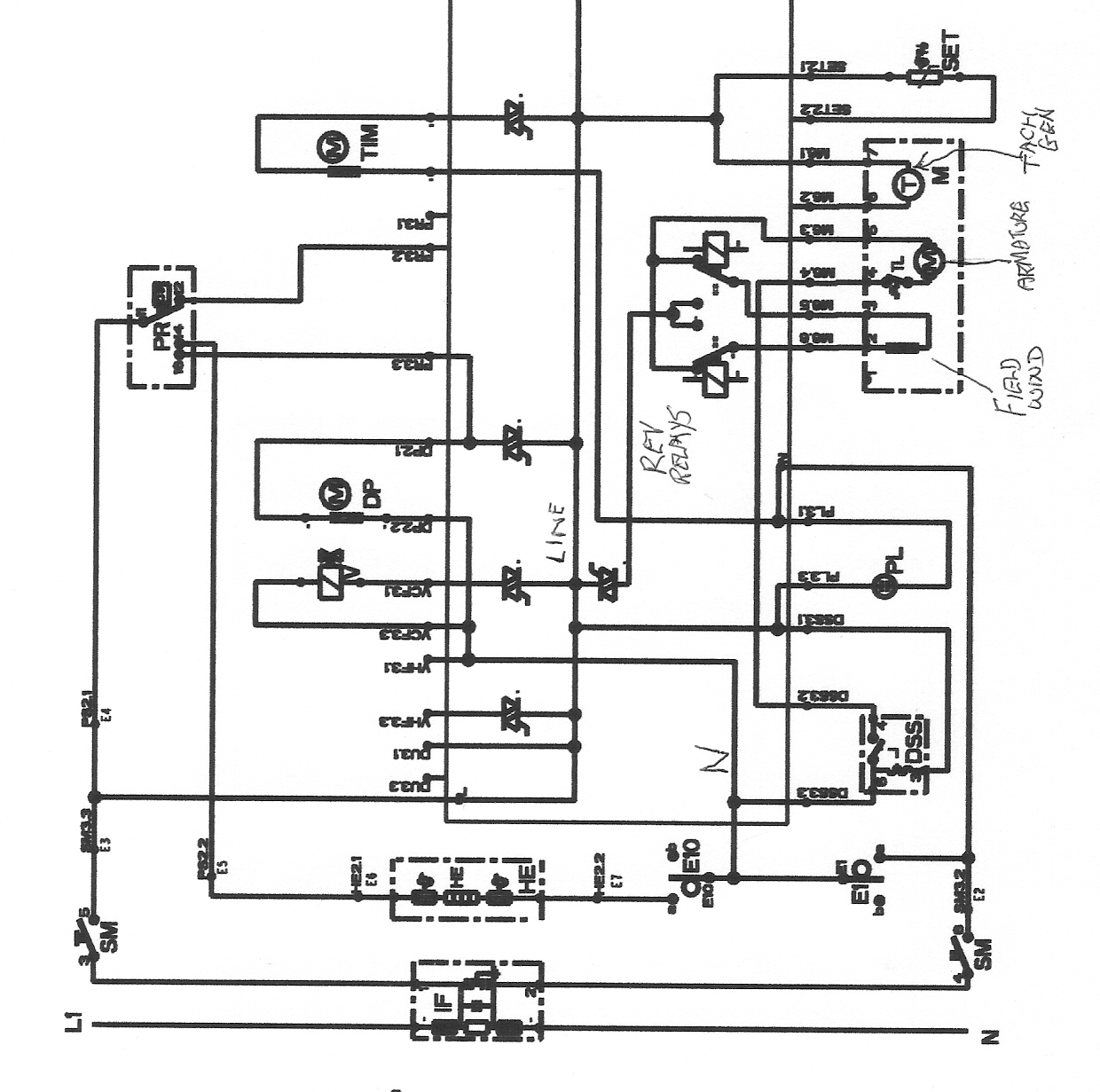 ceset universal engine electronics forum (circuits, projects and Single Phase Motor Wiring Diagrams at gsmx.co